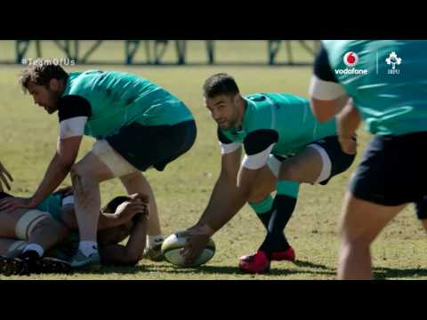 Vodafone Rugby | Prep With Jamie