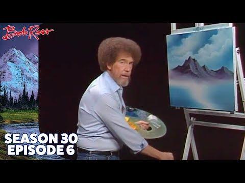 Bob Ross - Misty Foothills (Season 30 Episode 6)