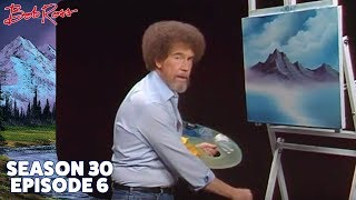 Bob Ross - Misty Foothills (Season 30 Episode 6)