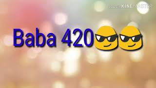 Gambar cover Baba 420😎