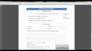 How to Fill iฑ PDF Forms