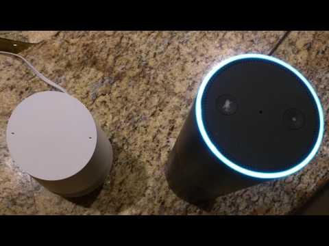 Alexa (Amazon Echo) and Google Home infinite loop conversation