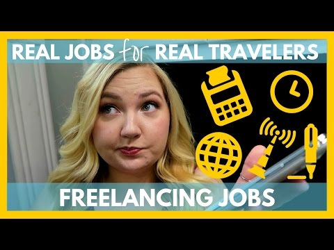 Freelance Jobs | Work From the Road | Real Jobs for Real Travelers