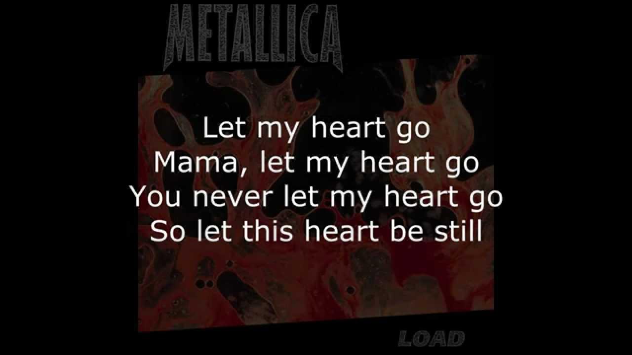 Metallica скачать mama said