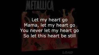 Metallica - Mama Said Lyrics (HD)