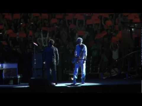 U2 Bad (360° Live From Rome) [Multicam 1080p By Mek with U22's Audio]