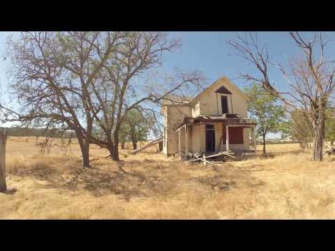 Old Abandoned House   Atascadero