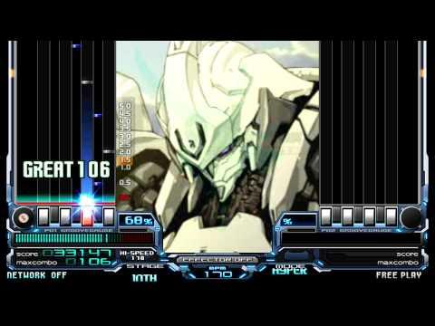TERRA - DoLL, 170BPM (Genre, Hyper J-Pop Four ^^ IIDX10) 【BMS】