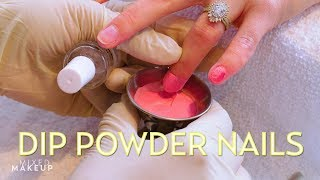 Dip Powder Nails: A Manicure That Lasts Longer Than Gels? | The Susan And Sharzad Show