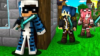 LA GUERRA DEGLI YOUTUBERS NELL'EVENTO BATTLE ROYALE - BIG VANILLA - MINECRAFT ITA