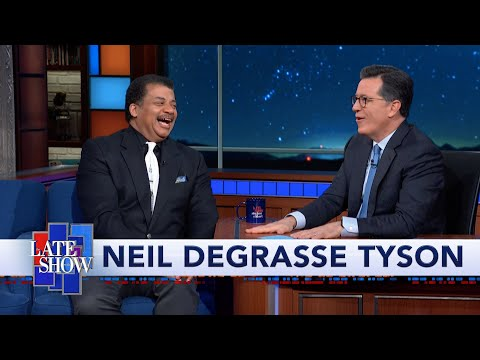 "Neil deGrasse Tyson Stands By His Tweet About ""Frozen"""