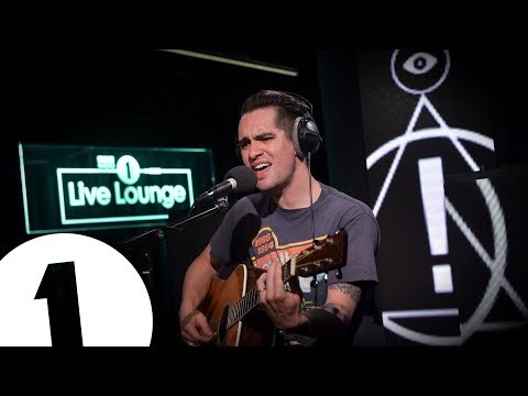 Panic! At The Disco Cover Dua Lipa's IDGAF In The Live Lounge