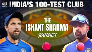 India's Durable Machine: The Ishant Sharma 100-Test Journey | R Ashwin | Motera | Pink Ball