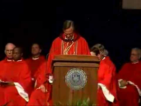 2008 Opening Mass at Notre Dame