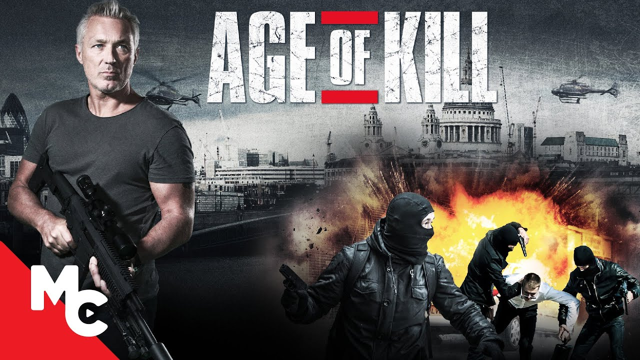 Age of Kill | Full Action Sniper Movie | Martin Kemp | Donna Air
