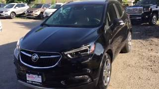 2018 Buick Encore AWD Leather Sunroof Heated Steering Oshawa ON Stock #181266
