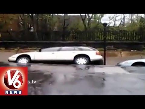 Landslide In USA