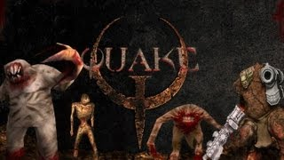 ностальгический обзор: Quake