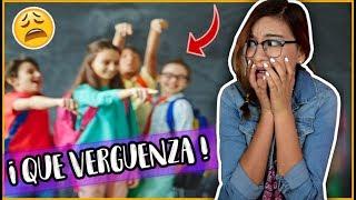 ¡ASÍ SE BURLARON DE MÍ EN LA ESCUELA! | MIS PEORES VERGÜENZAS |  #StoryTime | Lulu99