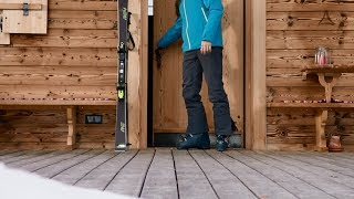 Schöffel Men's Ski Pants ST. JOHANN1 (english version)