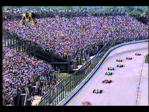 Final Indy 500 - Fórmula Indy 1994 - Rede Manchete