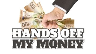 """Say NO to Trudeau's """"bail in"""" scheme that lets banks steal your money"""
