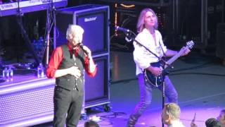 "Dennis De Young (Styx) ""The End /Renegade/ Come Sail Away"" Live 2016"