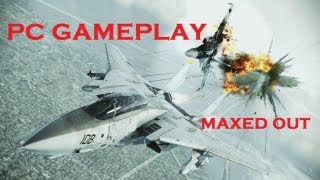 Ace Combat Assault Horizon Enhanced Edition - Gameplay - PC Maxed Out - Full HD