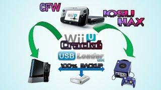 Hack Wii U complet Démo Wii et NGC Par Modchip France