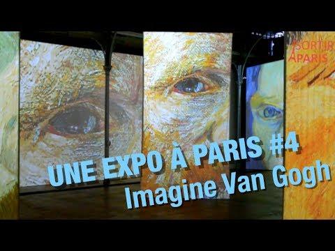 Une Expo à Paris : Imagine Van Gogh à la Villette