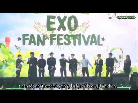 [VIETSUB] 170121 Nature Republic EXO Fan Festival