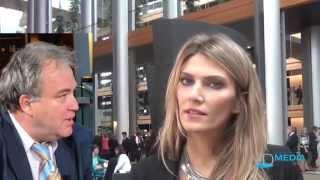 ΕΥΑ ΚΑΪΛΗ: Μεγάλη πρόκληση το ΕυρωΚοινοβούλιο ...συνέντευξη στον Μιχάλη ΚΑΖΑ