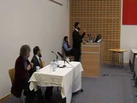 Can We Live Better Lives Without Religion? ( Hamza's Opening Statement - 1 of 4 )