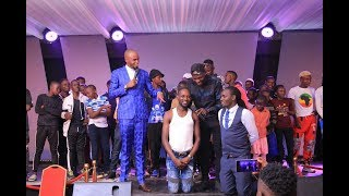 Alex Muhangi Comedy Store Feb 2020 - Pastor  Wilson Bugembe