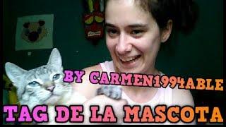 Tag de la mascota   By carmen1994able