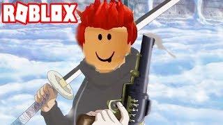 ROBLOX-Buy Trafalgar Law and clam Pirate gun | One Piece Grand Trial