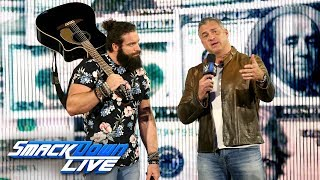 Shane McMahon stacks the odds against Roman Reigns & The Usos: SmackDown LIVE, May 14, 2019