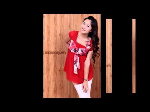 Bo suu tap Ao so mi - Mommy 2011