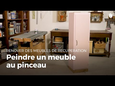 Trace Pinceau De Meuble Laisser TutoPeindre Un Sans Facilement vf7gyb6Y