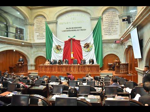 30/12/2018: Continuación de Sesión deliberante, Primer Periodo Ordinario, LX Legislatura Mexiquense