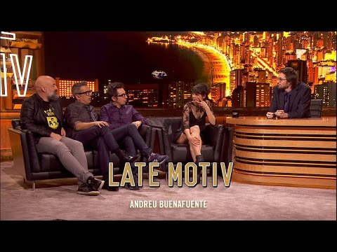 LATE MOTIV - Dani de la Orden director de 'El Pregon' entrevista a sus protagonistas | #LateMotiv37