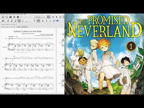 The Promised Neverland - Isabella's Lullaby ~ Violin Cover