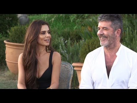Simon Cowell Brings Cheryl Back On The Judges Houses X Factor Uk 2017
