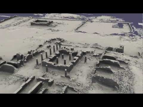 3D Flythrough of Musawwarat es Sufra documented by the Zamani Project (University of Cape Town)