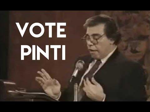 Enrique Pinti   Vote Pinti  1989