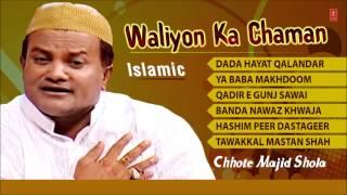 waliyon-ka-chaman-chhote-majid-shola-full-song-jukebox-t-series-islamic-music