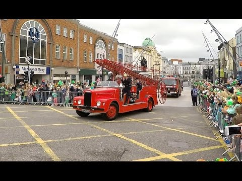 St Patrick's Day Cork - Munster - Ireland
