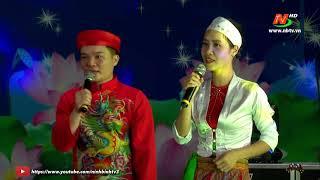 Đất nước Huyền Thoại - Huyền thoại đất Mường | Tốp ca nam nữ và tốp múa huyện Nho Quan