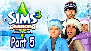 Let's Play: The Sims 3 Seasons - (Part 5) - Fall Fest Here