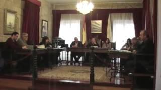 Pleno Padrón 09/12/2015 - Veciños de Padrón
